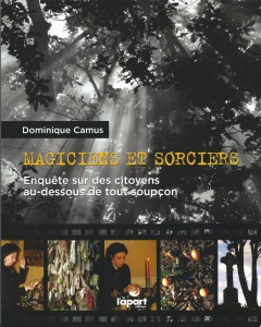 MAGICIENS ET SORCIERS de Dominique Camus Recto